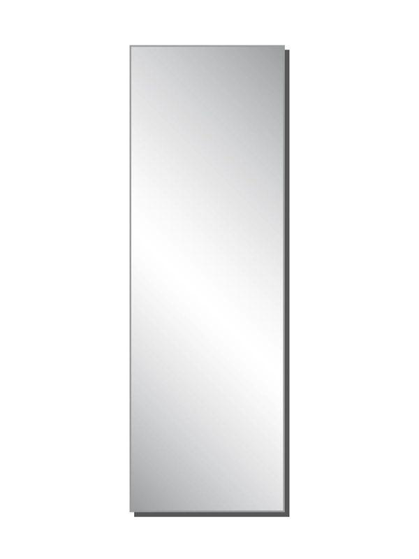 Pravokotno akrilno ogledalo 100x33 cm