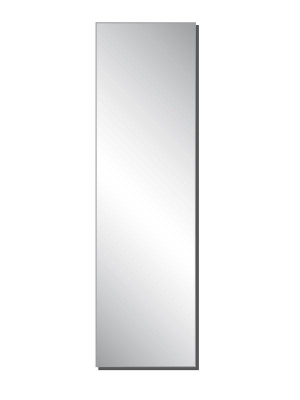 Akrilno ogledalo za varata omare 120x34,7 cm
