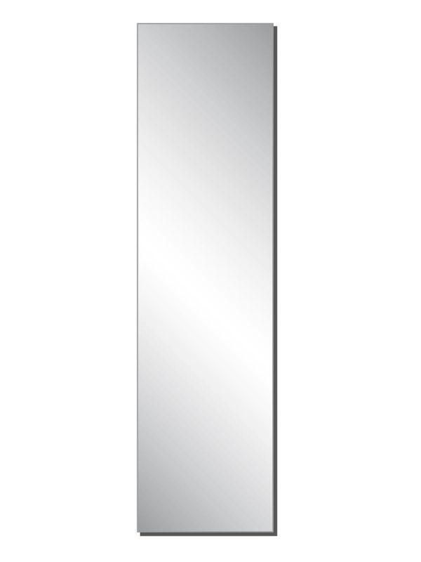 Pravokotno akrilno ogledalo 150x40 cm