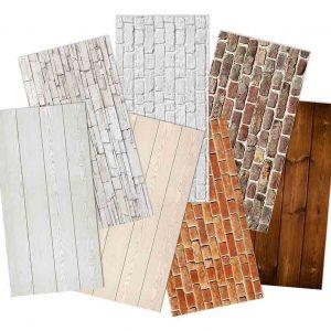 Dekorativne stenske obloge Plastonda Decor- razlicni dizajni