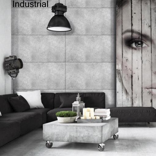 Dekorativne stenske obloge plastonda decor industrial
