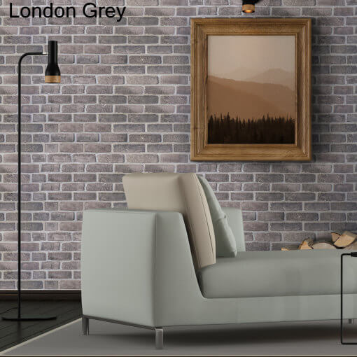 Dekorativne stenske obloge plastonda decor london gray
