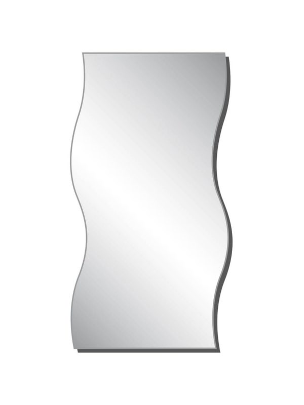 Akrilno ogledalo Val 75x40 cm
