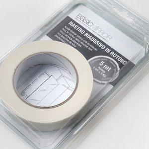 Lepilni trak za akrilna ogledala in plastične plošče na kolutu