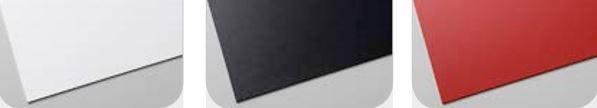 Multiexel penjene PVC plasticne plosce barve1