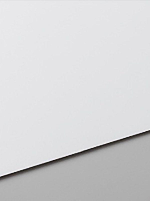 Penjene pvc plosce Multiexel bela barva