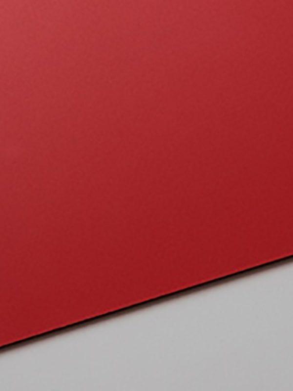 Penjene pvc plosce Multiexel rdeca barva