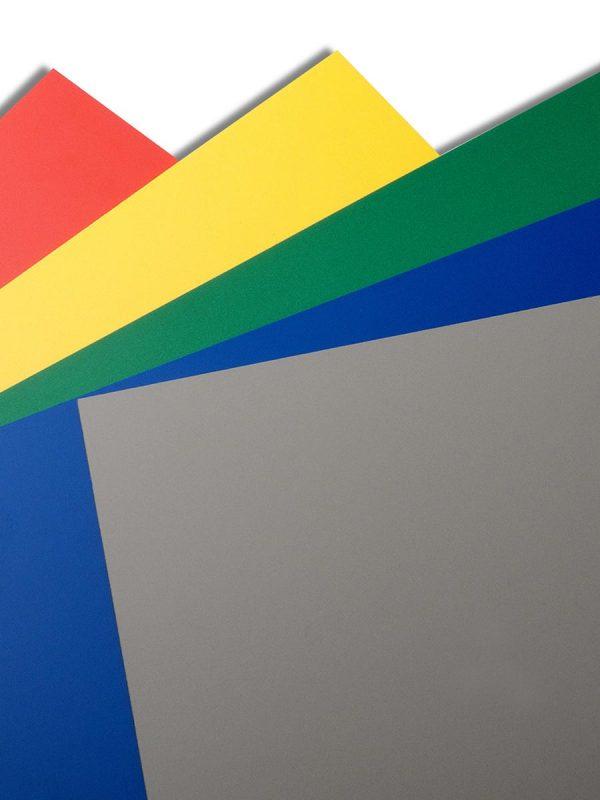 Penjene pvc plosce Multiexel razlicne barve