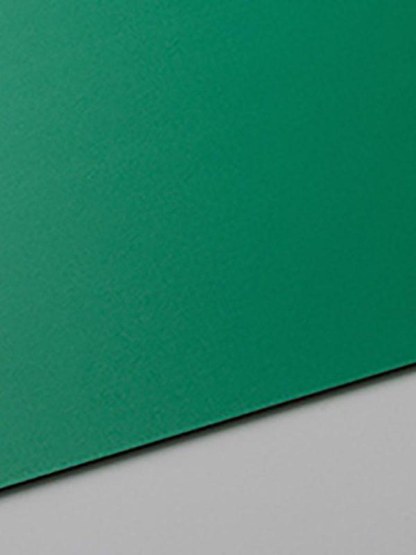 Penjene PVC plosce Multiexel zelena barva