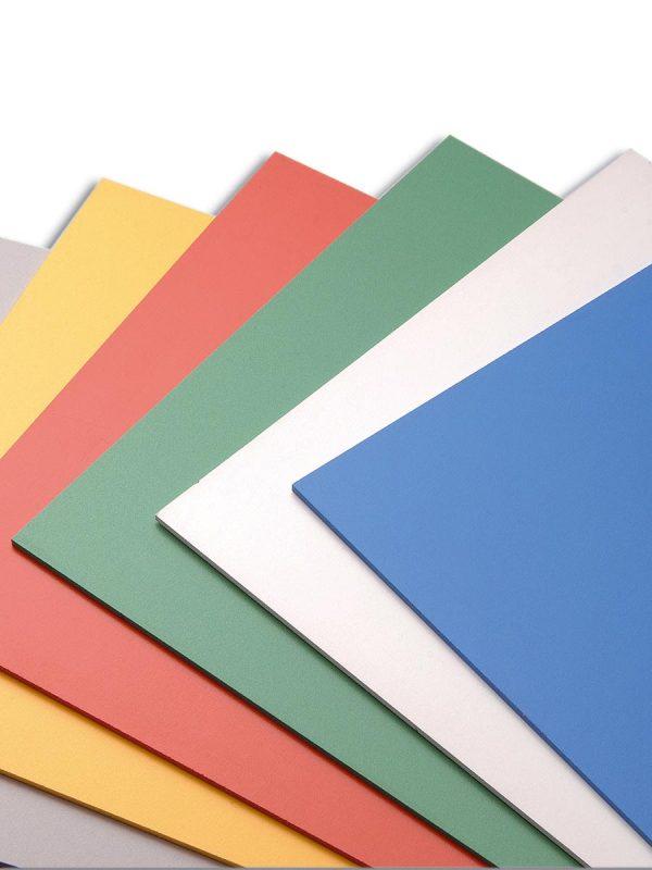 Penjene pvc plosce Multiexel različne barve