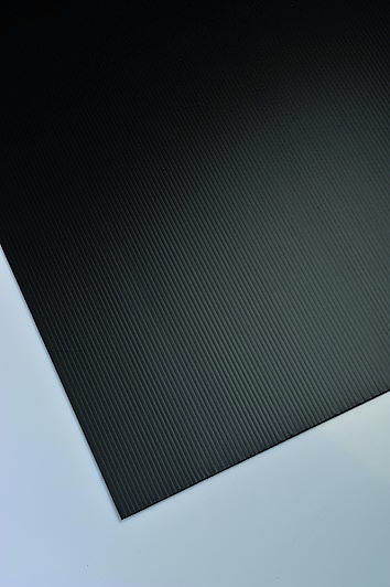 Plastonda crna barva