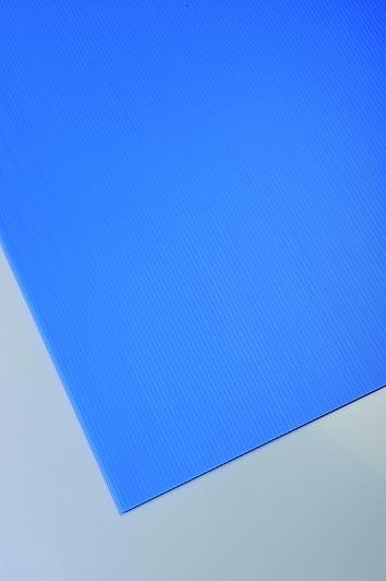 Plastonda modra barva