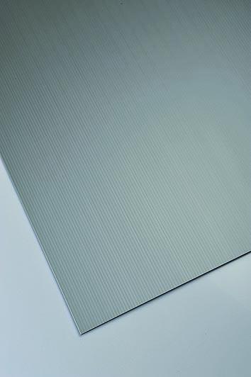 Plastonda siva barva