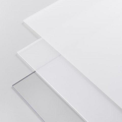 Prozorne akrilne plošče Poliglass uv