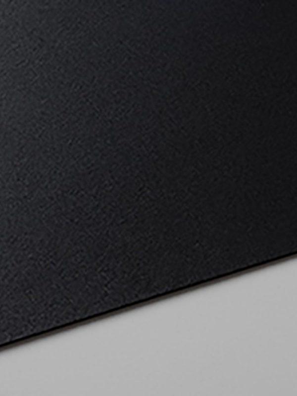 Penjene pvc plosce Multiexel v crni barvi
