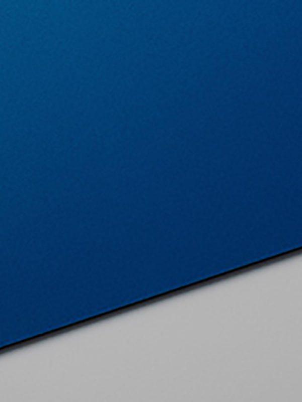 Penjene pvc plosce Multiexel modra barva