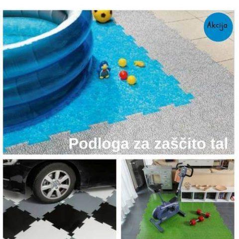 Podloga za zaščito tal Plastonda Floor
