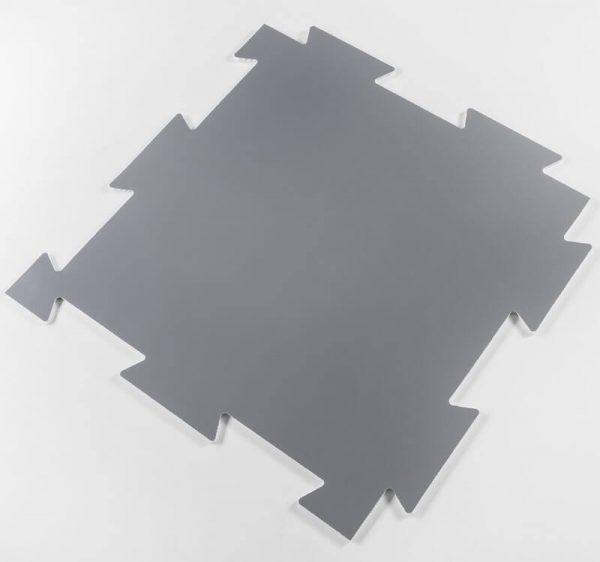 Podloga za zascito tal Plastonda Floor siva