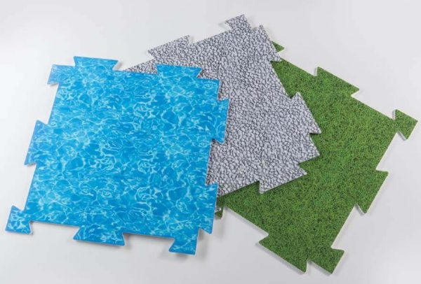 Podloga za zascito tal Plastonda Floor trava prod voda