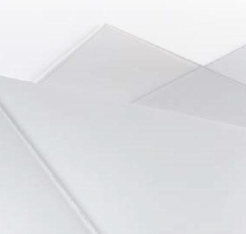 Polistirenske plošče z gladko površino Basterglass
