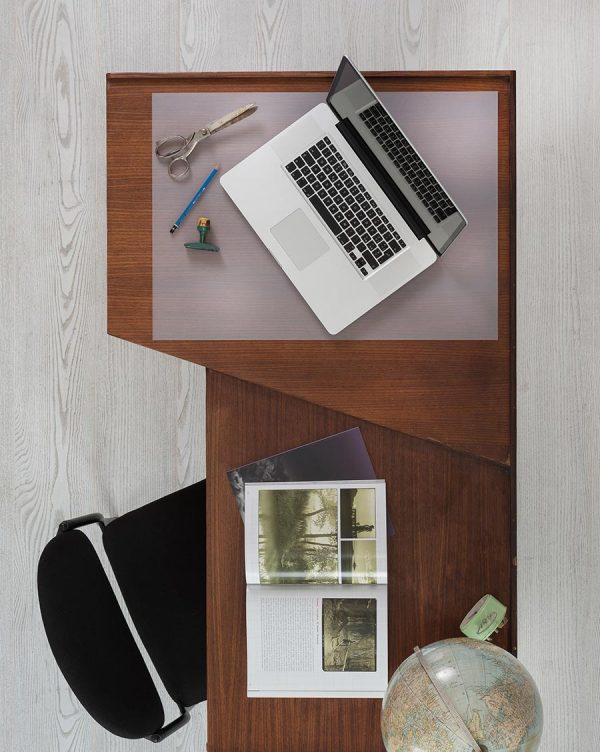 Transparentna namizna podloga plasticna zascita pisalnih miz