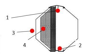 Akusticni absorberji Oktagon 1