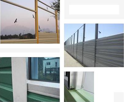 montaza protihrupnih panelov