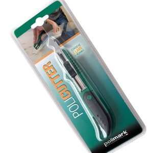 Nož za rezanje plastičnih plošč in folij Policutter pakiranje