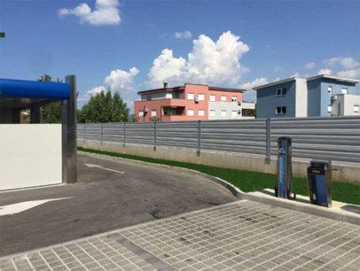 Protihrupne ograje varnost